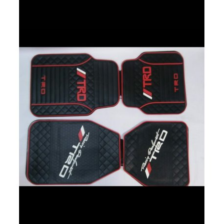 Branded rubber mats Toyota hilux