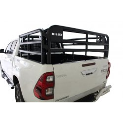 Hilux Double Cab Cattle Rail